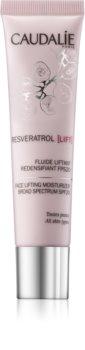 Caudalie Resveratrol [Lift] feuchtigkeitsspendendes Liftingserum SPF 20